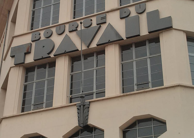 Photo of the Bourse du Travail Theatre
