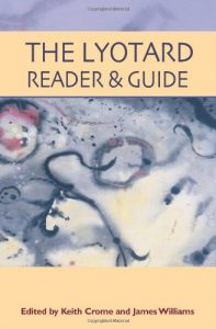 Cover of The Lyotard Reader & Guide